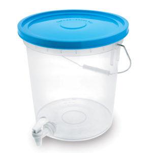 balde de plastico