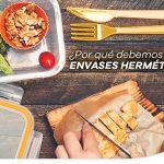 Por que debemo utilizar envases hermeticos