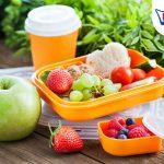 lonchera nutritiva para nuestros hijos
