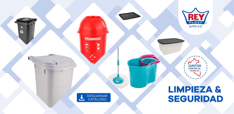 Catálogo de limpieza & seguridad